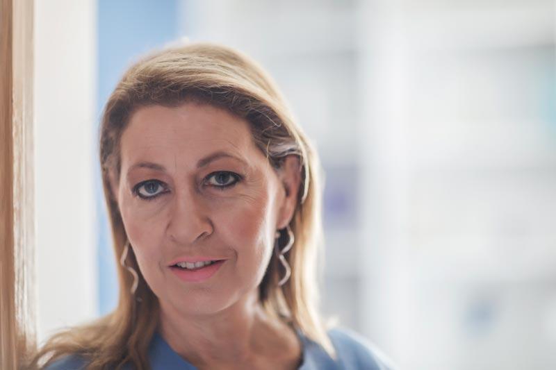 Dra Anabel Cervera, dermatóloga en Valencia